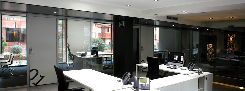 Business Center Barcelona Recepción